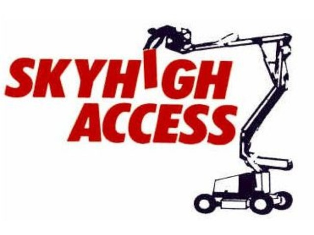 Train Yourself in Aerial Work Platform with Sky High Access Ltd. | FreeAds.info