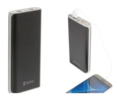 Portable Power Bank 20000 mAh