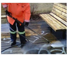 Graffiti Removal Company in UK -Posh Floors  - Call @0845 652 4111