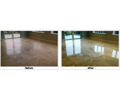 Travertine Cleaning and Restoration Services Provider in UK  - Call @0845 652 4111