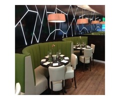Olive Indian Restaurant Herts Offers A Stylish And Modern Ambiance