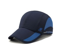 Unisex Mesh Baseball Caps Casual Quick Drying Hats
