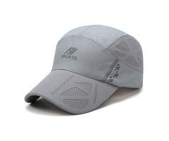 Breathable Quick Dry Outdoor Hat Sunshade Mesh Baseball Cap