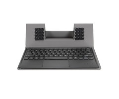 Binai K106 Universal Folding Stand Bluetooth Keyboard Case Cover for 9.6-10.6 Inch G10Max Tablet