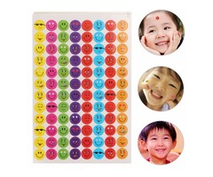 960Pcs Mixed Expression Smiley Faces Reward Stickers For School Teacher Praise