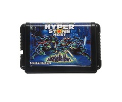 Turtles 16 bit MD Game Cartridge for SEGA MD Game MEGA DRIVE SEGA GENESI