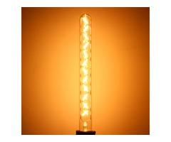 Dimmable T30 E27 E26 12W Warm White COB LED Retro Vintage Edison Light Bulb AC110V/220V