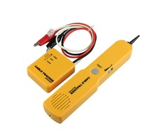 RJ45 Network Cable Continuity Tester Telephone Line Cable Tracker and Tester Wire Toner Tracer