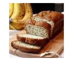 EDIBLE GIFTS:  BANANA BREAD & RIESLING WINE