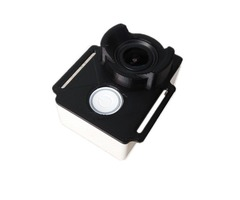 Xiaomi Yi Camera Black Lens Protective  PLA Cover with Self -Fixed Device