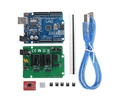 Geekcreit® UNO R3 Board ZUM Scan Shield Expansion Open Source Kit For DIY Ciclop 3D Printer Scanner