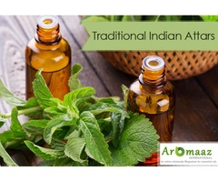 Premium Traditional Indian Attars Now Just Clicks Away at Aromaazinternational.com!