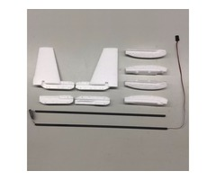 Eachine Micro Skyhunter 780mm RC Airplane Spare Part Vertical Tail Stabilizer Set