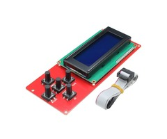 LCD2004 LCD Screen Control Module White Character Blue Backlight For 3D Printer