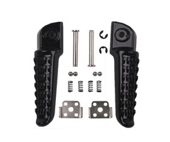 Motorcycle Rear Footrest Pedal Foot Pegs for Kawasaki ZX6R Z750 Z1000