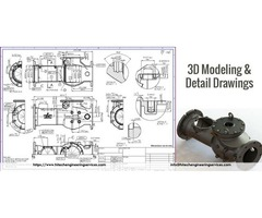 Leading CAD Drafting & 3D Modeling Solution Company