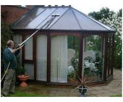 Reliable Window and conservatory Cleaner Available