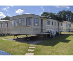 MJ Caravans at Hoburne Bashley Park,New Forest
