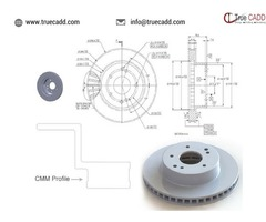 CAD Design & Drafting, 3D CAD Modeling, BIM Services Company | TrueCADD