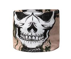 Unisex Outdooors Riding Skull Sports Scarf Dust Neck Face Mask Ski Sport Headbrand For Men Women