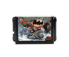 The Adventure Of Batman & Robin 16 bit MD Game Card for Sega Mega Drive Genesis