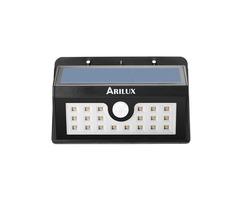 ARILUX® AL-SL 05 Wireless Solar 20 LED Waterproof PIR Motion Sensor Outdoor Warm White Wall Light