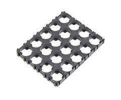 4x5 18650 Battery Spacer Radiating Shell EV Pack Plastic Holder Bracket