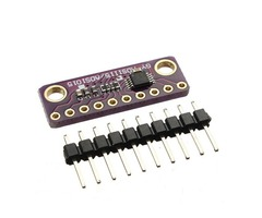 5Pcs I2C ADS1115 16 Bit ADC 4 Channel Module With Programmable Gain Amplifier For Arduino RPi