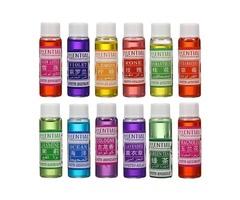 9.9ml 12 Bottles Pure Plant Essential Oil Set Lavender Ocean Jasmine Humidifier Spa Aromatherapy