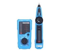 BSIDE FWT11 RJ11 RJ45 Wire Tracker Tracer Telephone Ethernet LAN Network Cable Continuity Tester Det