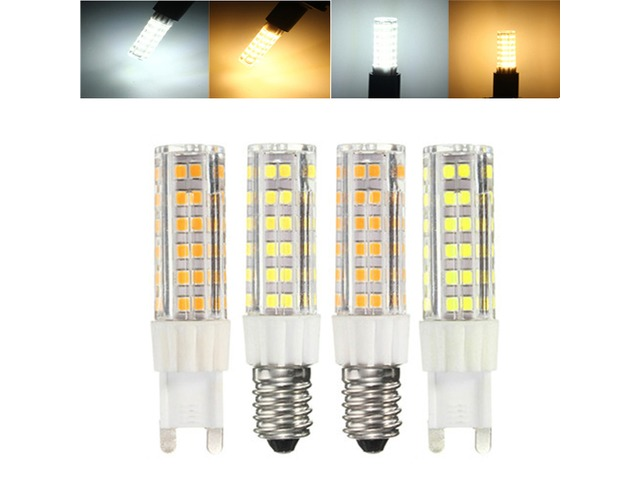 G9/E14 7W 76 SMD 2835 LED Corn Light Bulb for Kitchen Range Hood Chimmey Cooker Fridge 220V | FreeAds.info