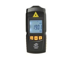 BENETECH GM8905 Non Contact Handheld LCD Digital Laser Tachometer RPM Tach Tester Meter Motor Speed