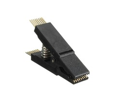 1.27mm Programmer Testing Clip SOIC16 SOP16 DIP16 Pin Adapter Board IC Clamp