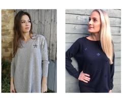 Luella Fashion - Find Best Cashmere Star Jumper Online in UK