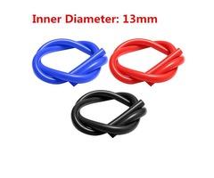 1M Inner Diameter 13mm Silicone Tube Silicone Vacuum Hose Tubing Turbo Coolant Tube