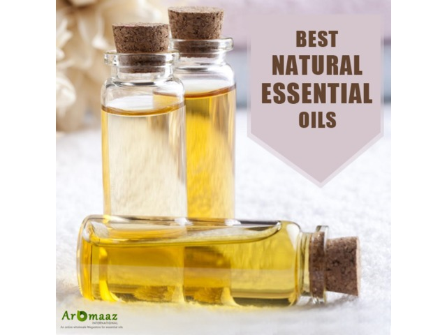 Extensive and Pure Variety of Essential Oils in India is Available @ Aromaazinternational.com! | FreeAds.info