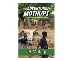 JB Malatji Book Collection