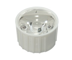 10pcs 10° 15° 30° 45° LED Lens for High Power DIY White Light Lamp Bulb