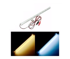 12V 30cm Clear LED 5630 SMD Interior Strip Light For Car Yacht Bar Caravan Fish Tank
