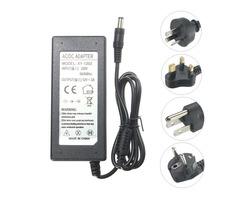 AC100-240V to DC12V 2A 24W Power Suply Driver Adapter Transformer for LED Strip Light