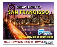 cheap air tickets to san francisco from uk