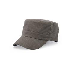 Unisex Men Women Cotton Blend Military Army Baseball Cap Flat Buckle Adjustable Snapback Hat