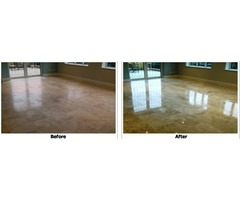 Travertine Cleaning Services in London