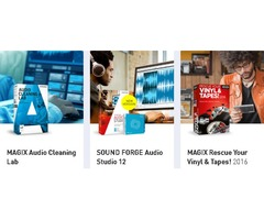 High-Quality, User-Friendly, Innovative products For music Lover From MAGIX