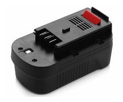 Black & Decker 18V A18 A1718 A18E Drill Battery