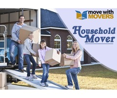 Get Mammoth Task of Moving Done via Professionals Enlisted at MovewithMovers.com!