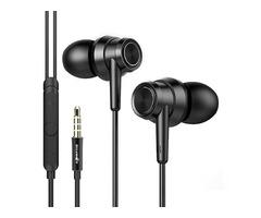 BlitzWolf® Graphene Earphone BW-ES1 In-ear Wired Control Earphone With Microphone