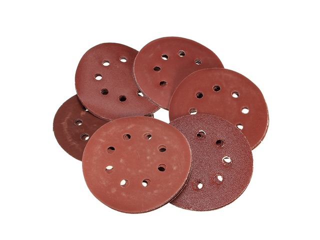 30pcs 5 Inch 80-2000 Grit Sanding Discs Sand Papers Polishing Sandpaper Set | FreeAds.info