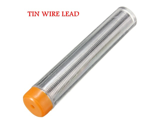 15G Tin Lead Solder Wire Tube Flux 60/40 Covered Soldering Electrical Hobby DIY | FreeAds.info