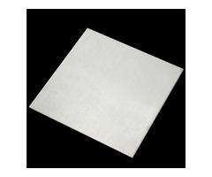 2x100x100mm Titanium Plate Sheet TA2/GR2 Sheet